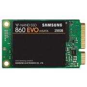 Samsung MZ-M6E250BW 860 Evo series 250Gb mSATA SSD