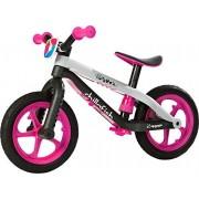 Chillafish BMXie BMX Balance Bike, Pink Killer Queen