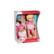 Boneca Com Mecanismo Little Mommy Peniquinho Mattel X1519