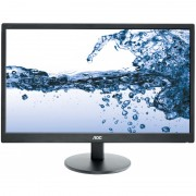 "Monitor LED AOC E2270SWHN 21.5"" 5ms black"