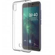 Capa Silicone Transparente LG K20 (2019)
