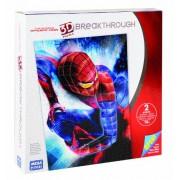 Mega Bloks Breakthrough Spiderman Level 2, Multi Color (425 Piece)