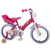Bicicleta copii Volare Minnie Mouse 16""