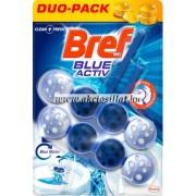 Bref Blue Aktiv Hygiene WC Frissítő 2x50gr