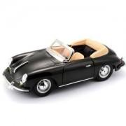 Bburago - модел на кола 1:24 - Porche 356B Cabriolet 1961, 093306
