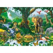 Ravensburger puzzle jungla, 500 piese