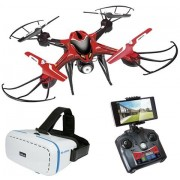 Xtrem Raiders Next Drone with 720P Camera and Remote, B
