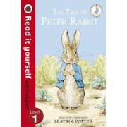 The Tale of Peter Rabbit - Read It Yourself with Ladybird by Beatrix Potter