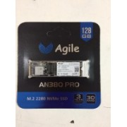 Agile AN380 PRO 128 GB Laptop, All in One PC's, Desktop Internal Solid State Drive (128 GB M.2 2280 NVMe SOLID STATE DRIVE)