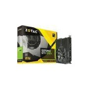 Placa de Video Geforce GTX 1050 TI Mini 4GB GDDR5 128 BITS Pcie 3.0/DISPLAYPORT/HDMI/DLDVI ZT Zotac