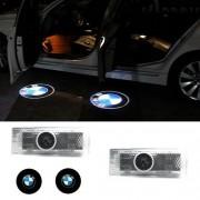Lumini de usi LED Logo BMW dedicate