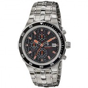 Titan Octane Analog Black Dial Mens Watch - 9466KM05J