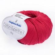 Junghans-Wolle Cotton-Superfine II von Junghans-Wolle, Rot