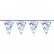 Folat Vlaggenlijnen eenhoorn voor kinder feestje 20 meter