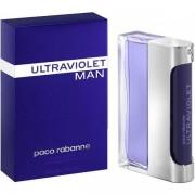 Paco rabanne ultraviolet man eau de toilette 50 ml spray
