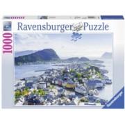 Puzzle Alesund 1000 Piese