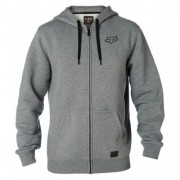 FOX FOX PRO CIRCUIT ZIP FLEECE [HTR GRAPH]