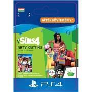 The Sims 4: Nifty Knitting Stuff Pack - PS4 HU Digital