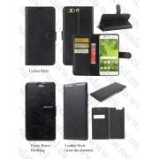 Huawei Ascend P10 Plus (калъф кожен) 'Book style'
