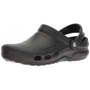 crocs Unisex Black Clogs - 3 UK/India (Men 36-37 EU)(Women 34-35 EU)(10074-001)