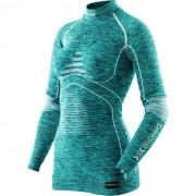 X-Bionic - tričko T ENERGY ACCUMULATOR EVO MELANGE SHIRT lake blue Velikost: XS