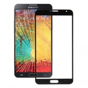 Front Screen Outer Glass Lens for Samsung Galaxy Note 3 Neo / N7505(Black)