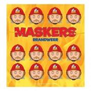 Masks: Fire Department