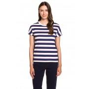 Lacoste T-Shirt, Rundhals, Regular Fit bunt
