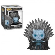 Pop! Vinyl Game of Thrones Night King on Iron Throne Pop! Vinyl Deluxe