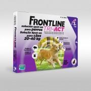 Merial Frontline Tri-Act (20-40 Kg) 3 Pipetas