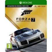 Microsoft Gra Xbox One Forza Motorsport 7 Ultimate Edition