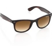 Pepe Jeans Wayfarer Sunglasses(Brown)