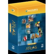 Discovery - Colectia Discovery Atlasul lumii ( 11 DVD) (DVD)