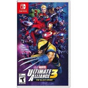 Nintendo Marvel Ultimate Alliance 3: The Black Order Nintendo Switch Standard Edition