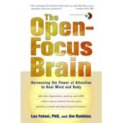 The Open-Focus Brain: Harnessing the Power of Attention to Heal Mind and Body [With CDROM], Paperback