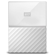 WD My Passport Externe Harde Schijf WDBYFT0040BWT-WESN - 4TB - Wit