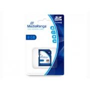 Mediarange SDHC 8GB CL10 memóriakártya