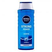 Nivea Men Strong Power šampon za normalnu kosu 400 ml za muškarce