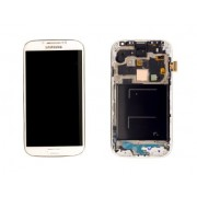LCD / display e touch Samsung Galaxy S4 I9500/I9505/I9506, LTE Branco
