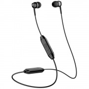HEADPHONES, Sennheiser CX 150BT, Wireless, Microphone, Black (508380)