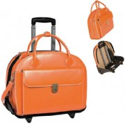 Laptop Bag - Glen Ellyn Orange