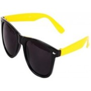 Ignazio Rectangular Sunglasses(Black)
