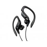 JVC Auriculares con cable JVC A-EB75-B-E (In ear - Negro)