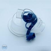 Masca de copil din PVC pentru aparate de aerosoli Omron CompAIR