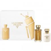 Prada La Femme Комплект (EDP 50ml + BL 100ml) за Жени