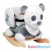 Nattou plüss hintázó állatka Loulou Lea and Hyppolite Loulou a panda