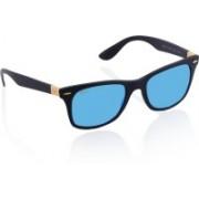 Ray-Ban Wayfarer Sunglasses(Blue)