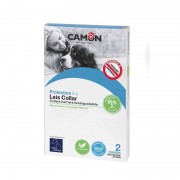 Camon Protection Collare Barriera Biodegradabile Leis Collar Olio di Neem e Lavandula 75 cm