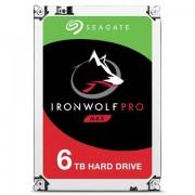 "Seagate IronWolf ST6000NE0023 disco rigido interno 3.5"" 6000 GB Serial ATA III"