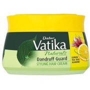 Vatika Hair Styling Cream Dandruff Guard 140ml (Pack Of 1)